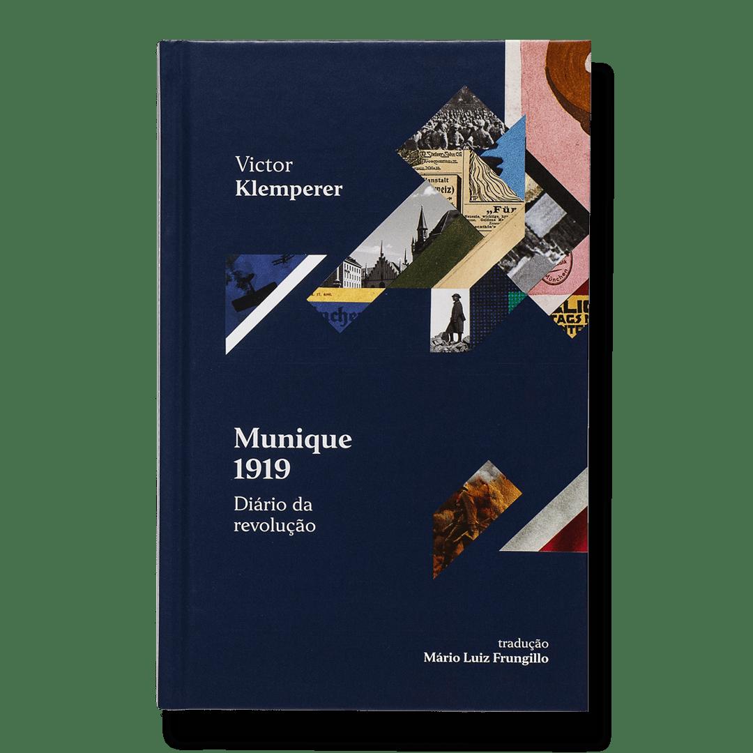 Munique 1919 – Diário da revolução. É para rir e chorar ao mesmo tempo
