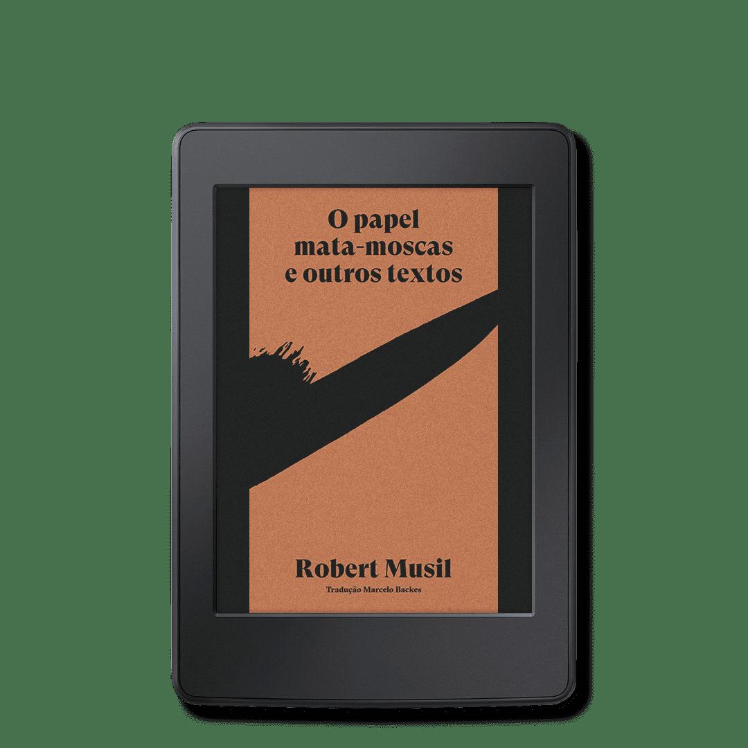O papel mata-moscas e outros textos [e-book]