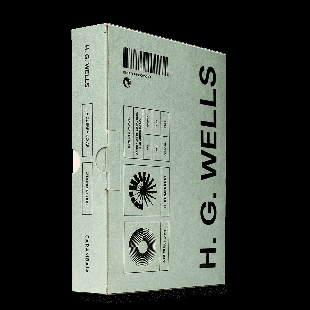 Caixa H.G. Wells